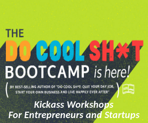Boot Camp for Entrepreneurs and Startups