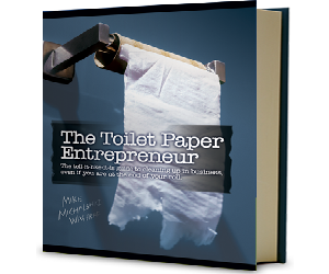 The Toilet Paper Entrepeneur